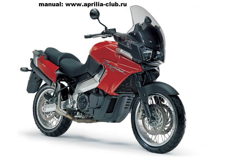 manual aprilia caponord