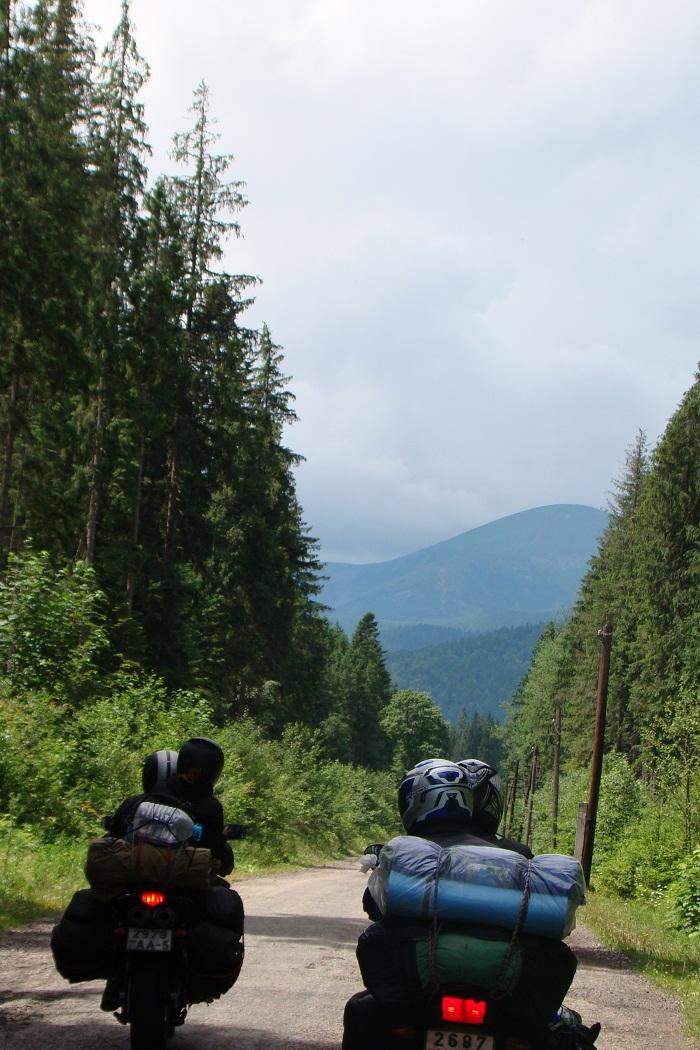 3100 км на Aprilia Pegaso Strada